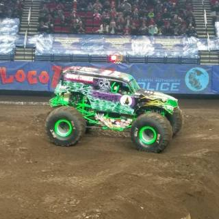 A Day With Dad to see Monster Jam®