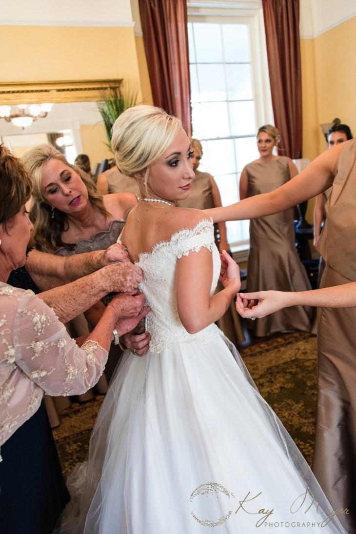Tallahassee wedding and bridal makeup