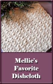 Mellie's Favorite Dishcloth