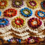 Crochet Vintage Afghan