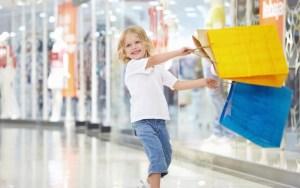 Los niños y el consumo