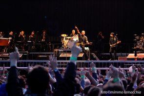 Springsteen in concerto   © Mimmo Lamacchia