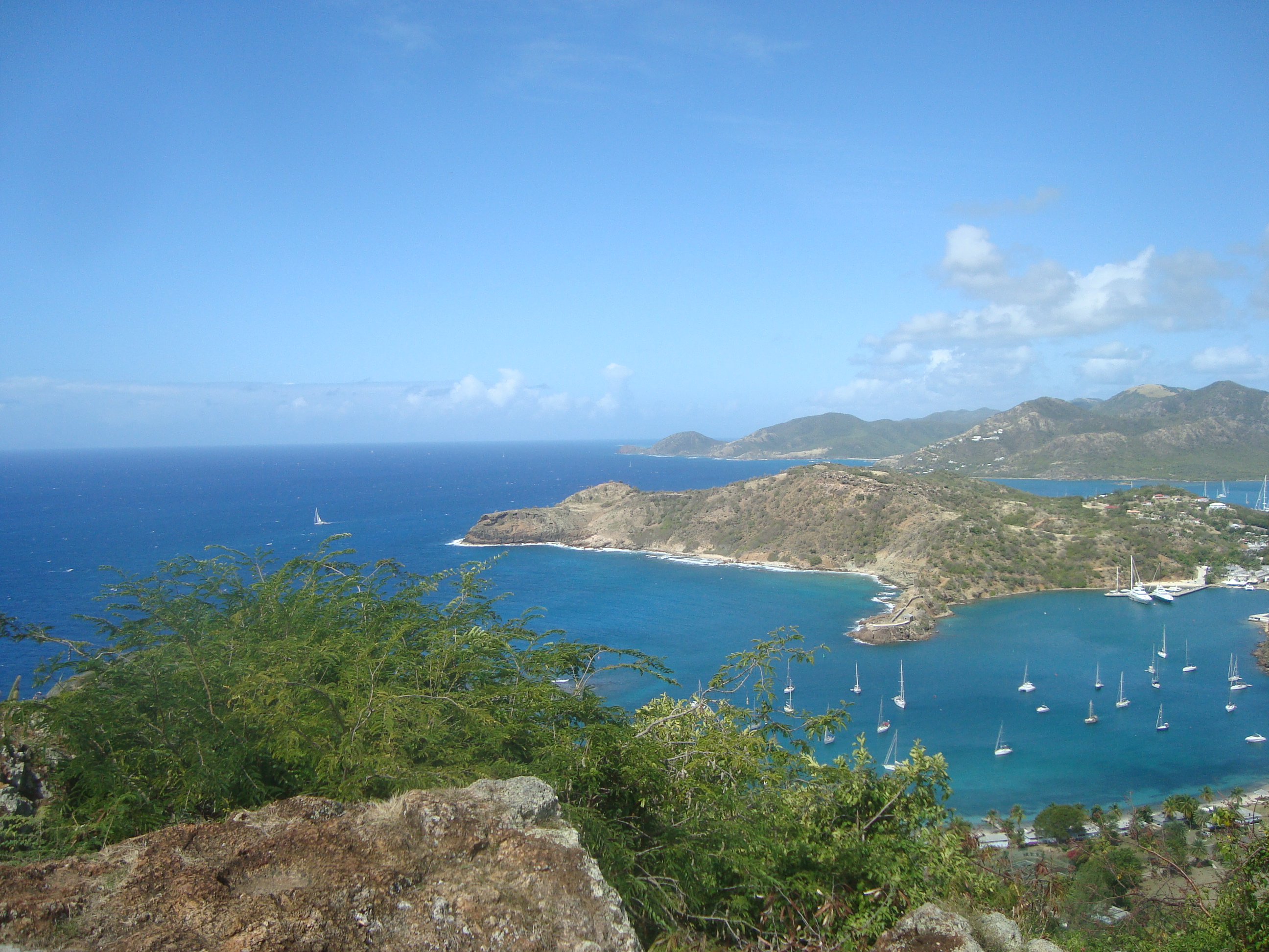 Antigua view from Dow Hill copy