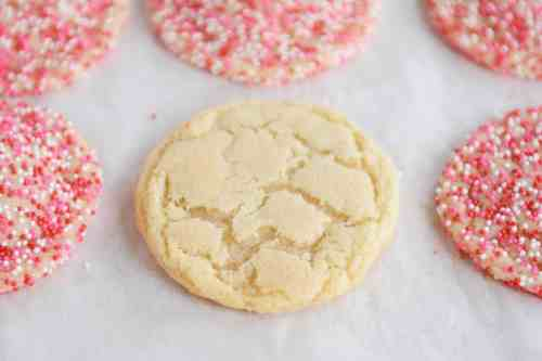 Medium Of Sugar Cookies Without Butter