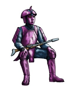 armoredsoldierseatedcolor