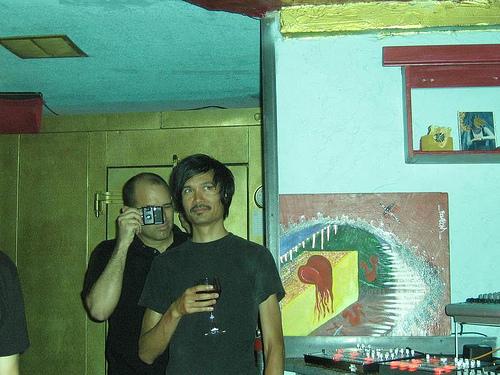 Live PA: Dubulator vs. Memeshift – live at the Kava Lounge, June 22nd, 2006