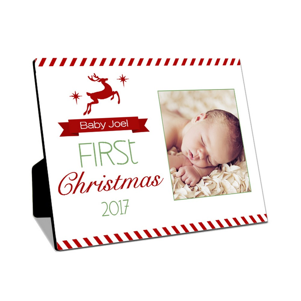 Terrific Babys Table Photo Panel 10723 Li Baby S Bib Baby S Outfits inspiration Babys First Christmas
