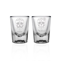 Small Of Personalized Shot Glasses