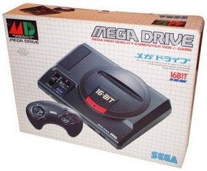 Mega Drive japonês