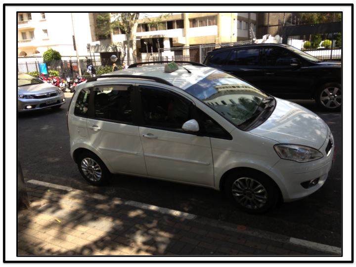 How to get a taxi in Sao Paulo, Brazil, and actually get where you want to go!