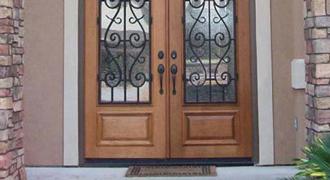 Entry Door Brush Seals