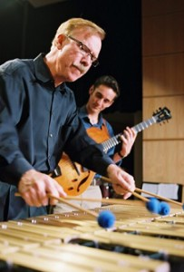 Gary Burton and Julian Lange