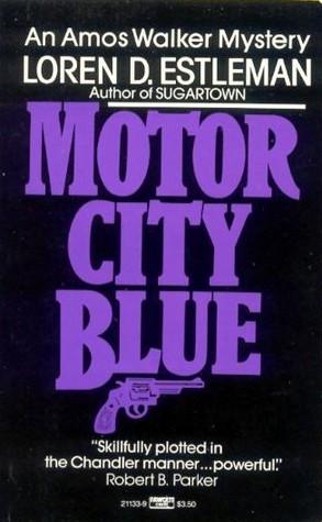 Motor City Blue