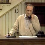 Remembering Bob Newhart as Dick Loudon and a very funny Book Talk interview!!