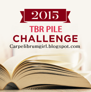 Carpe Librum-2015 TBR Pile Challenge