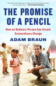 Th Promise of a Pencil - 2015 Nonfiction Reading Challenge