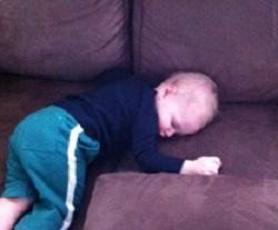Sleping Oliver