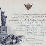 Today in History – Cleveland dedicates the Statue of Liberty