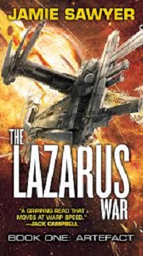 The Lazarus War:Artifact -Jamie Sawyer