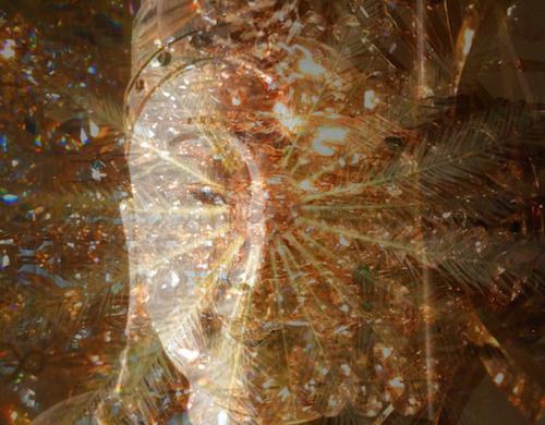 Buddha sparkled