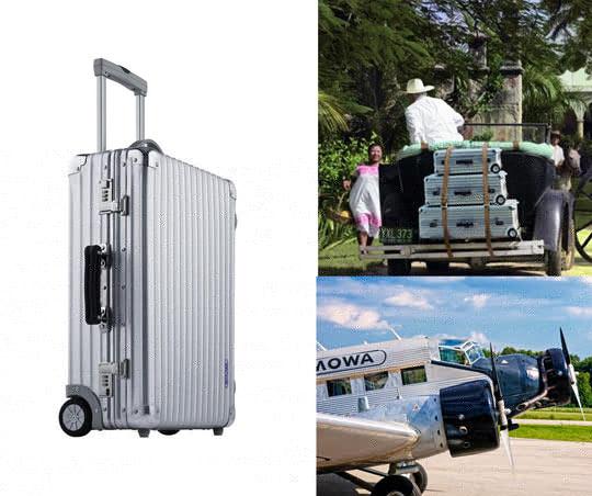 Rimowa: Luggage Brand