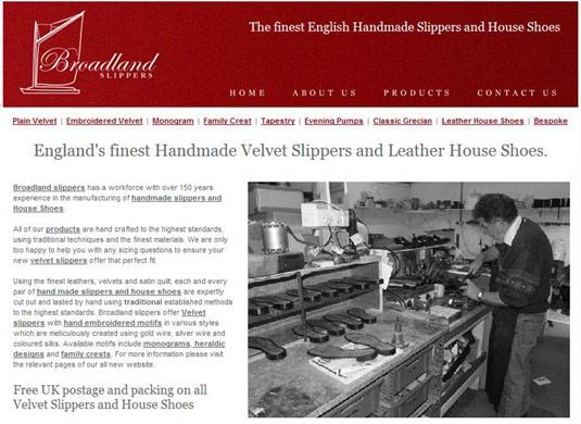 broadland-slippers-home