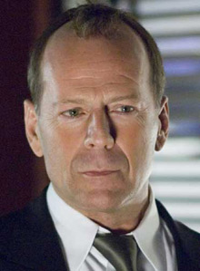 Hairstyling for Thin Hair - Well Groomed Fellow  Bruce Willis