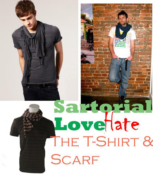 scarf-neck-t-shirt