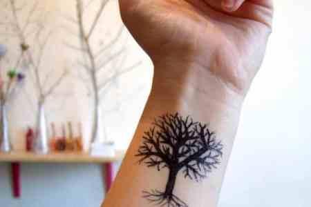 wrist tattoos 08