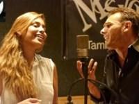 הזמרת תמר יהלומי ראיון ברדיו מנטה