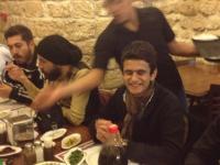 ילד הפלא הטורקי מחמט דאש בביקור בארץ