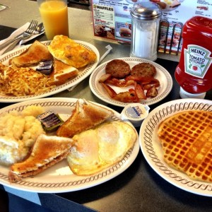 Waffle house Menu Prices 2