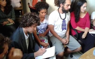 Reunião entre GDF e Movimento (27/02)
