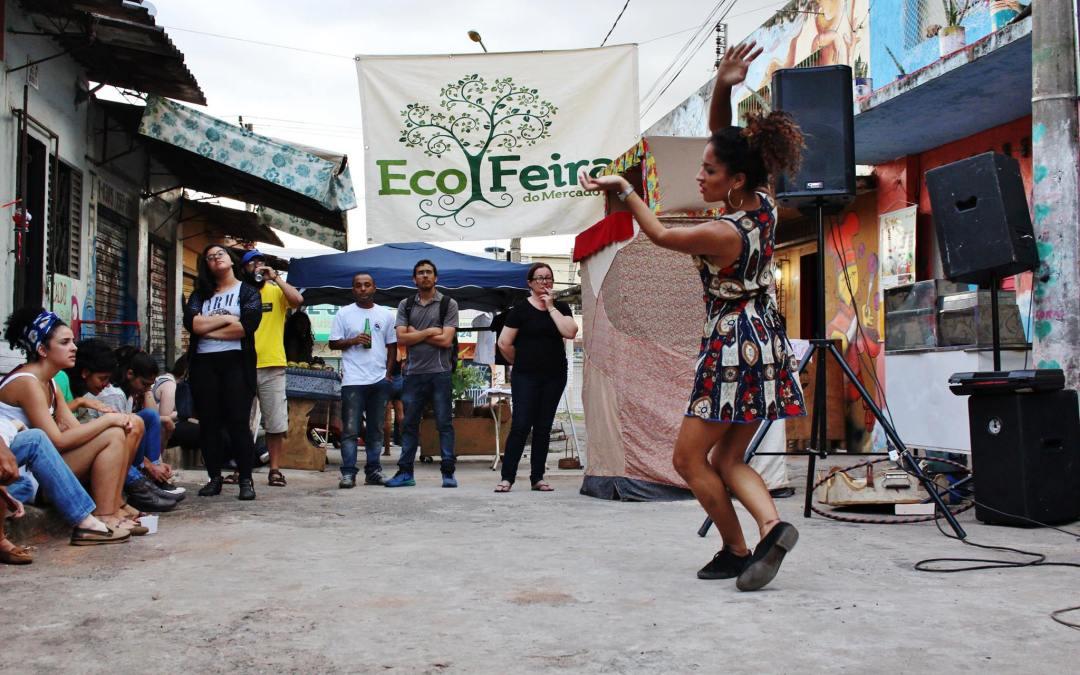 1ª Ecofeira de 2016. Com 2 pés na terra… e girando!