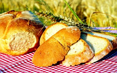 Las propiedades del pan