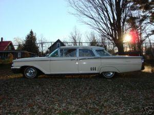 1960 Mercury Montclair