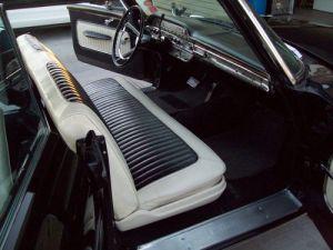 1961 Mercury Monterey interior
