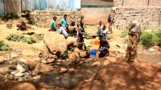 Addis Ababa hit with severe water shortage