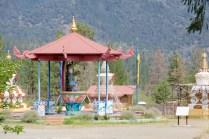 Padmasambhava Park, Rigdzin Ling, Junction City, CA, 2015