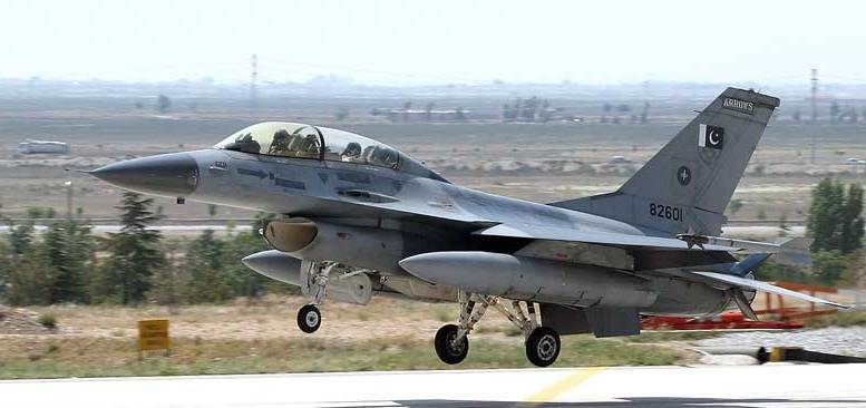 Pakistan AIrforce is operating F-16 fighters for decades.