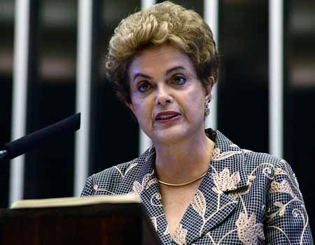 Senate approved the removal of Dilma Rouseff as President of the country.