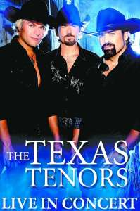 The Texas Tenors @ Merryman Performing Arts Center