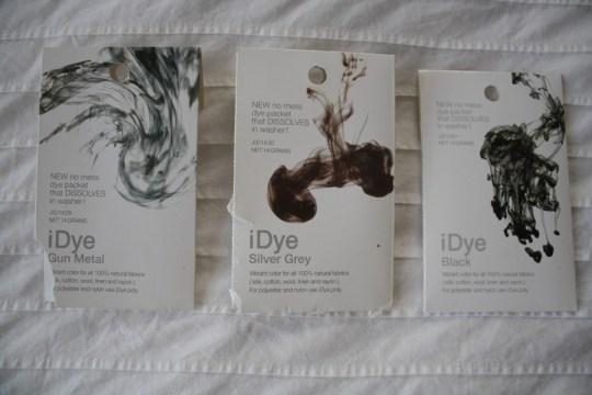Dye arsenal; Gun Metal Gray, Silver Gray, and Black.