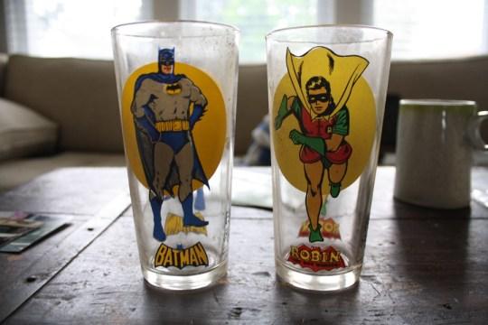 Vintage glasses.