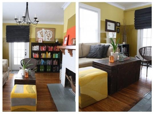 Living Room, January 2012.