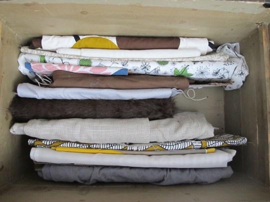 Fabric organization.