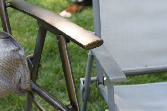 Bronzy updates to my outdoor furniture. Interested in learning more?