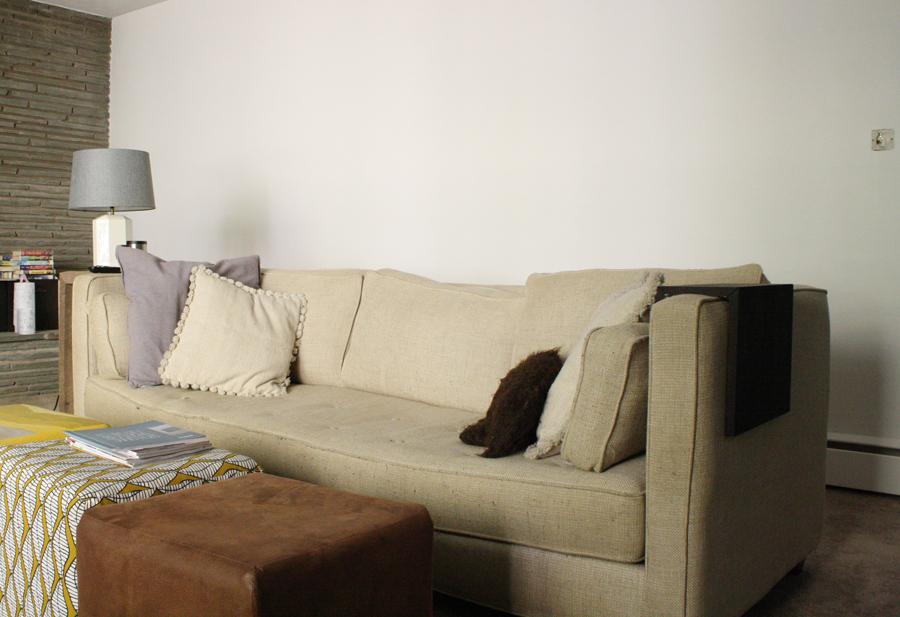 Snowbound Paint Living Rooms