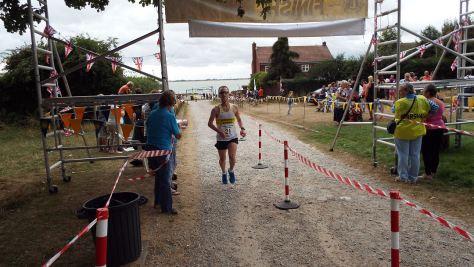 Chris Burgoyne 2nd 10 Mile Race