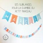 Des petits drapeaux pour Marceau